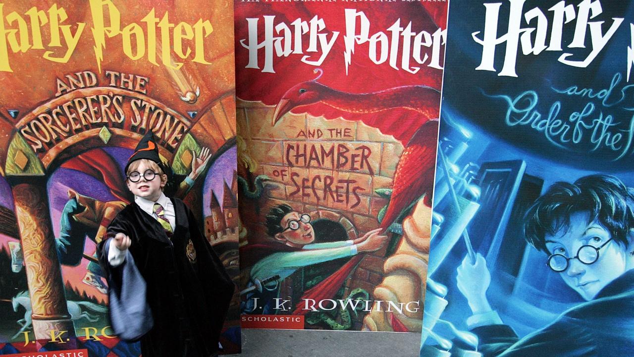Книгите за Хари Потър дават най-добрия пример за приятелство в литературата