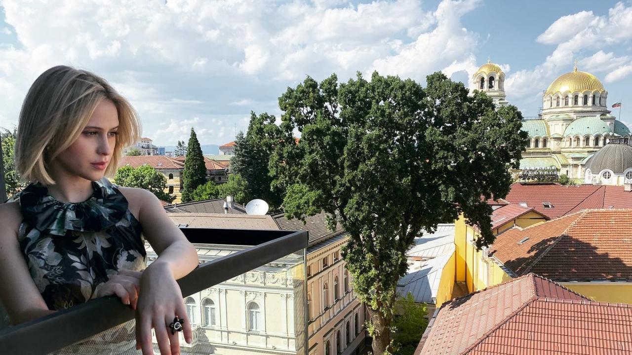 Мария Бакалова влюбена в България