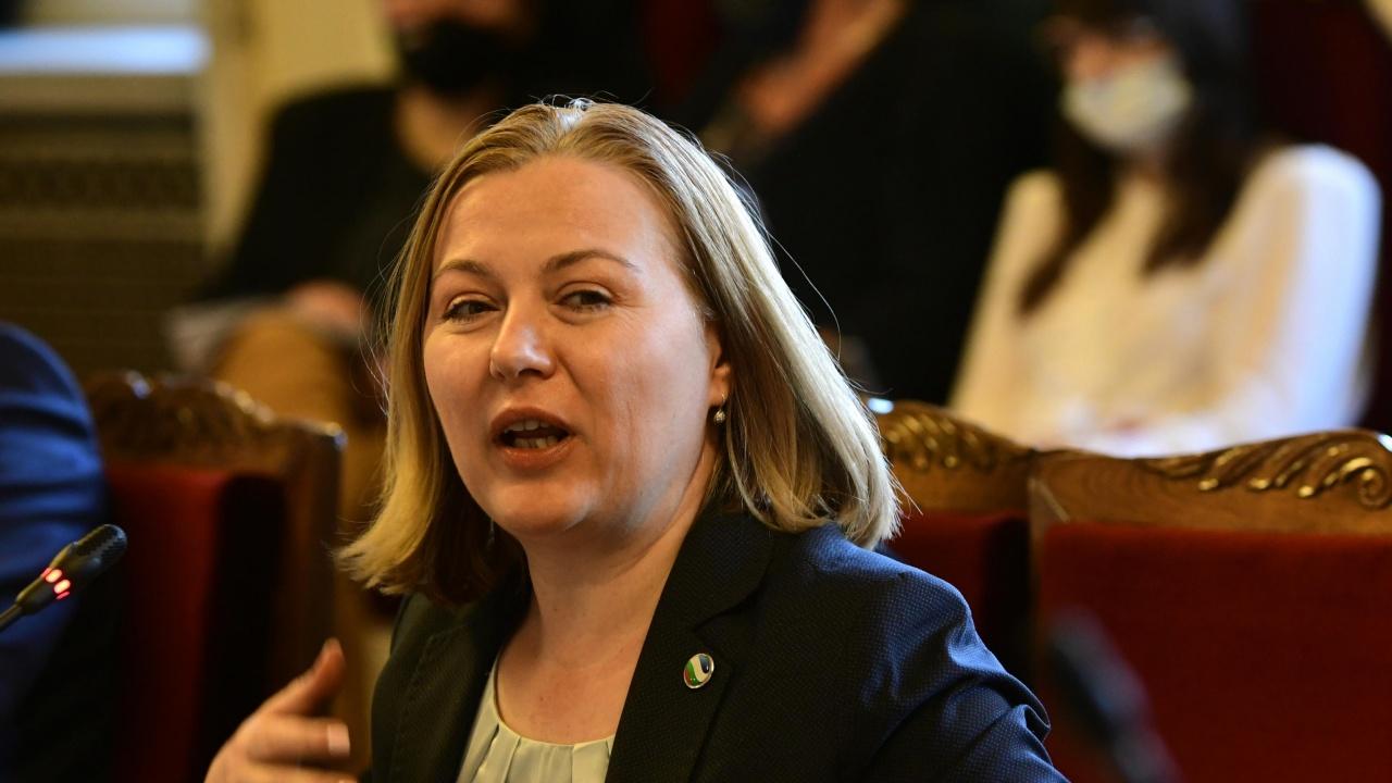 Надежда Йорданова от ДБ: Неприемливо е да чуеш в деня на гласуването имената, които се очаква да подкрепиш