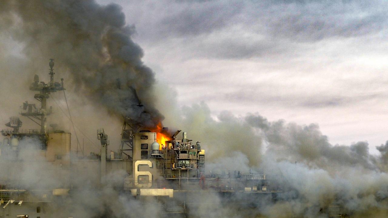 Нападнаха танкер в Арабско море