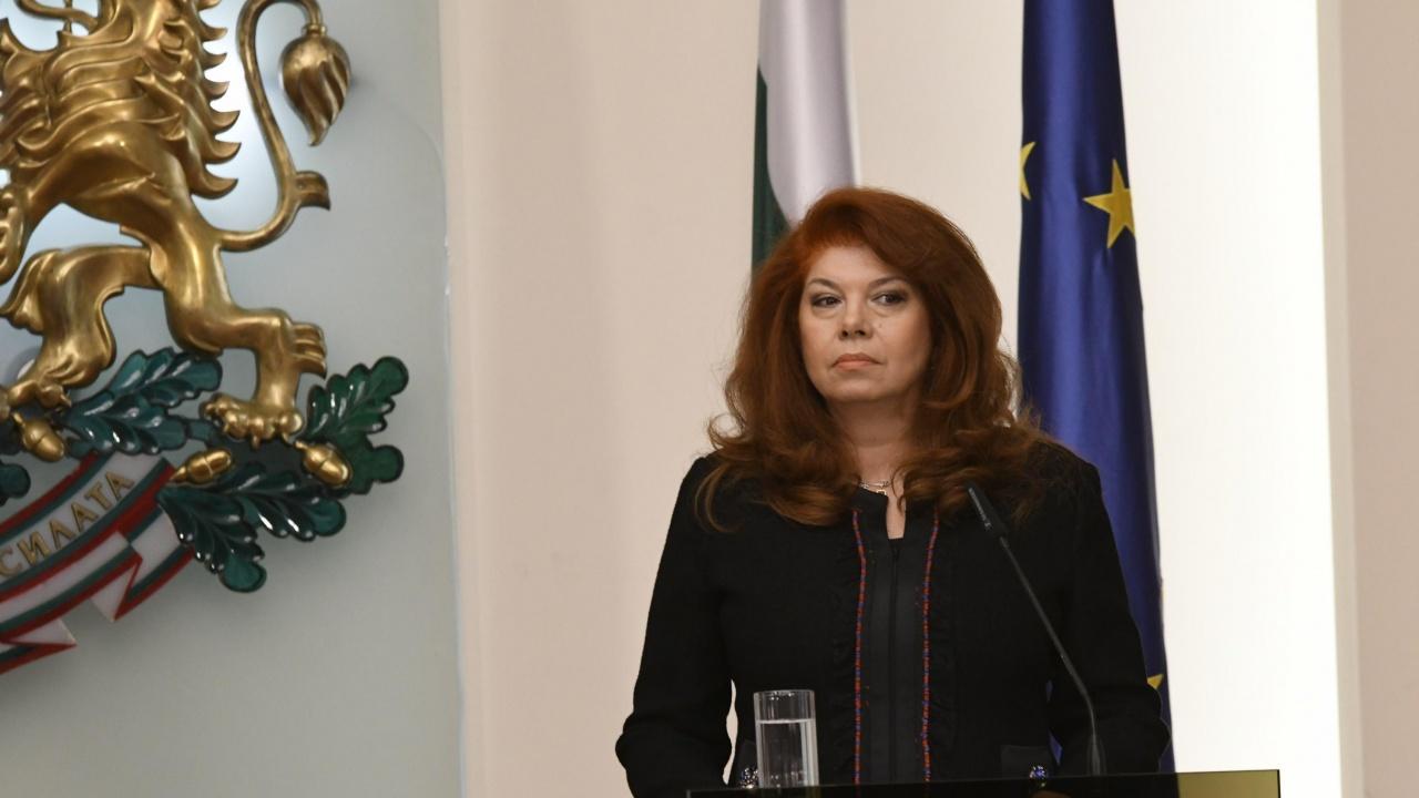 Илияна Йотова ще участва в отбелязването на 118-годишнината от Илинденско-Преображенското въстаниев село Попови ливади