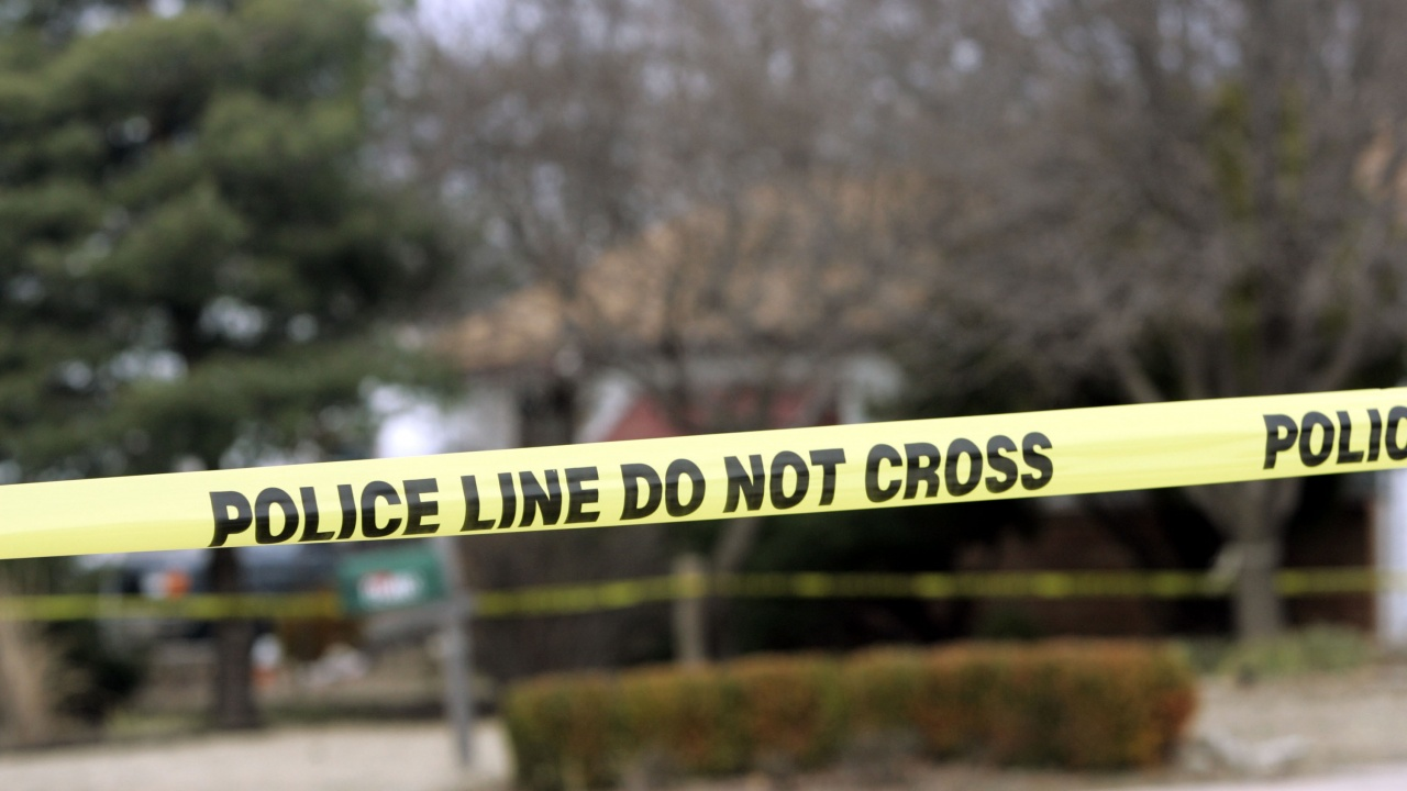 Полицията задържа 83-годишен мъж за убийство в Ямболско