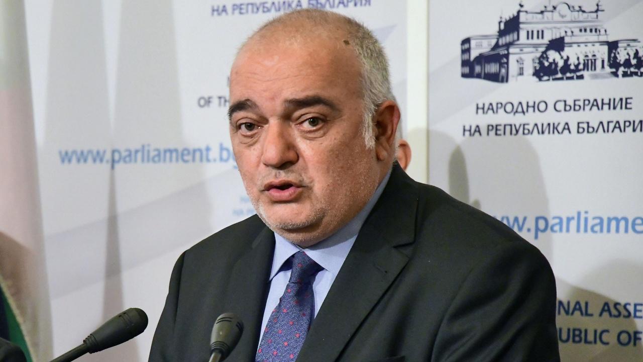 Арман Бабикян с първи думи за кандидата за премиер Пламен Николов