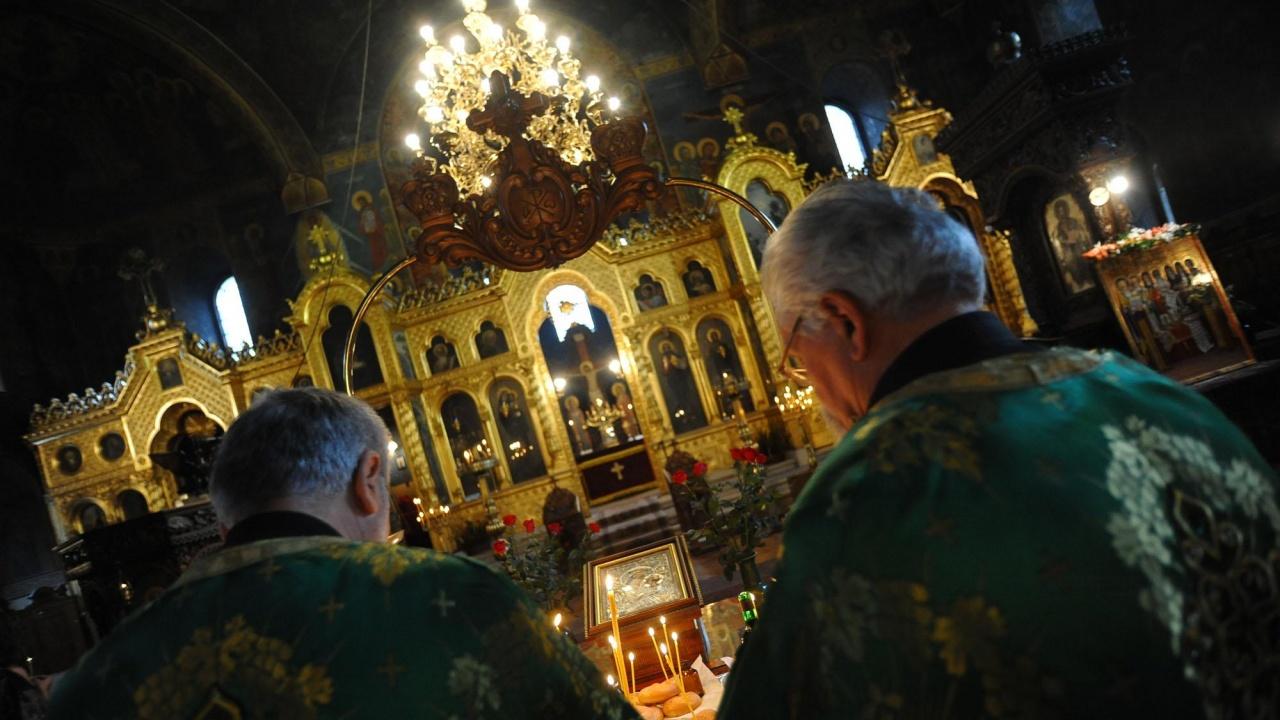 Православната църква отбелязва Богородични заговезни