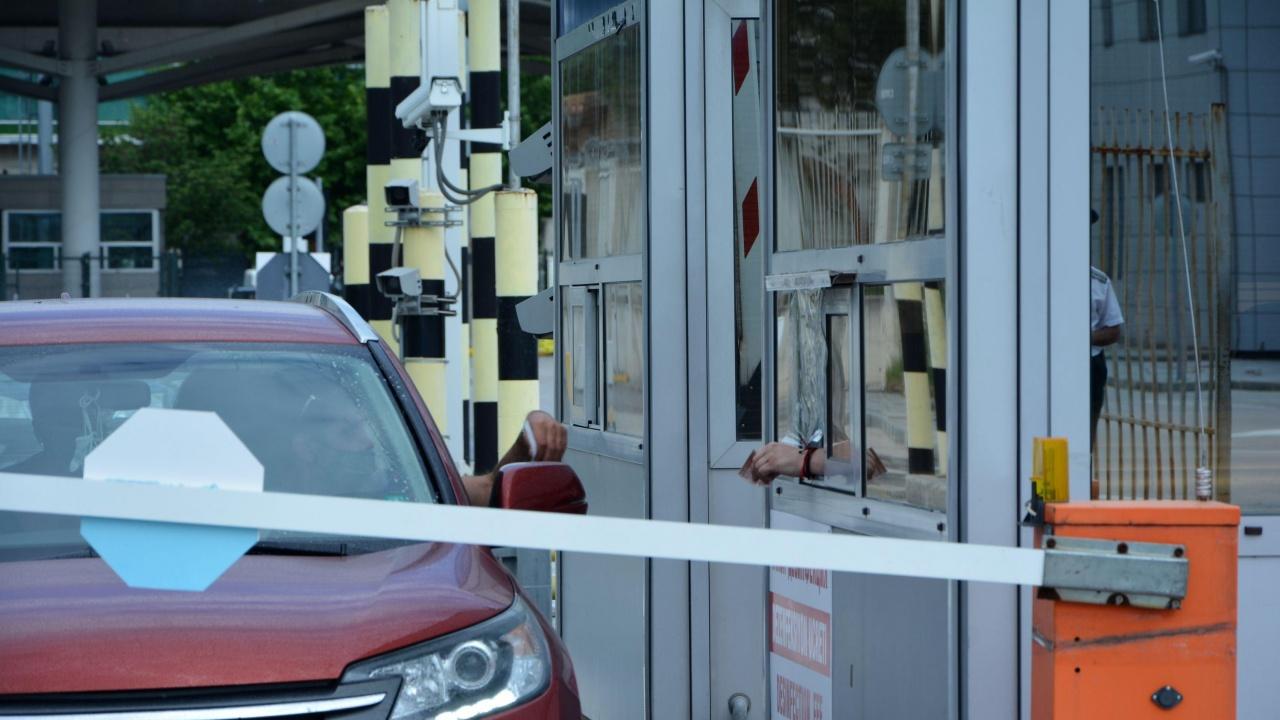 Какъв е трафикът на граничните ГКПП-тата с Гърция?