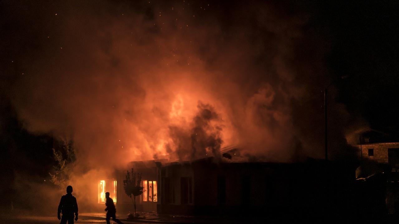 Шест станаха жертвите на горските пожари в Турция