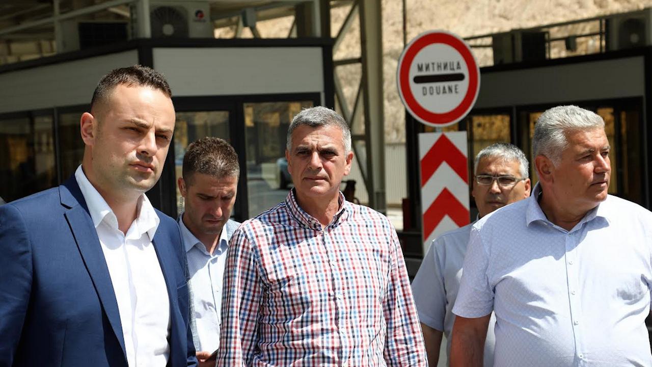 """Стефан Янев: Изграждащият се ГКПП """"Рудозем-Ксанти"""" е от изключително значение за развитието на икономиката и туризма на България и Гърция"""
