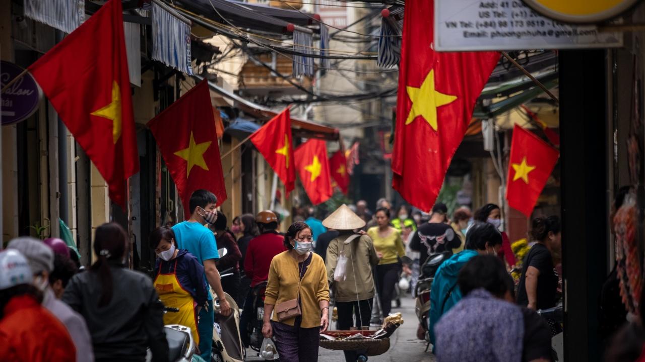 Виетнам удължава наложения локдаун в южната част на страната