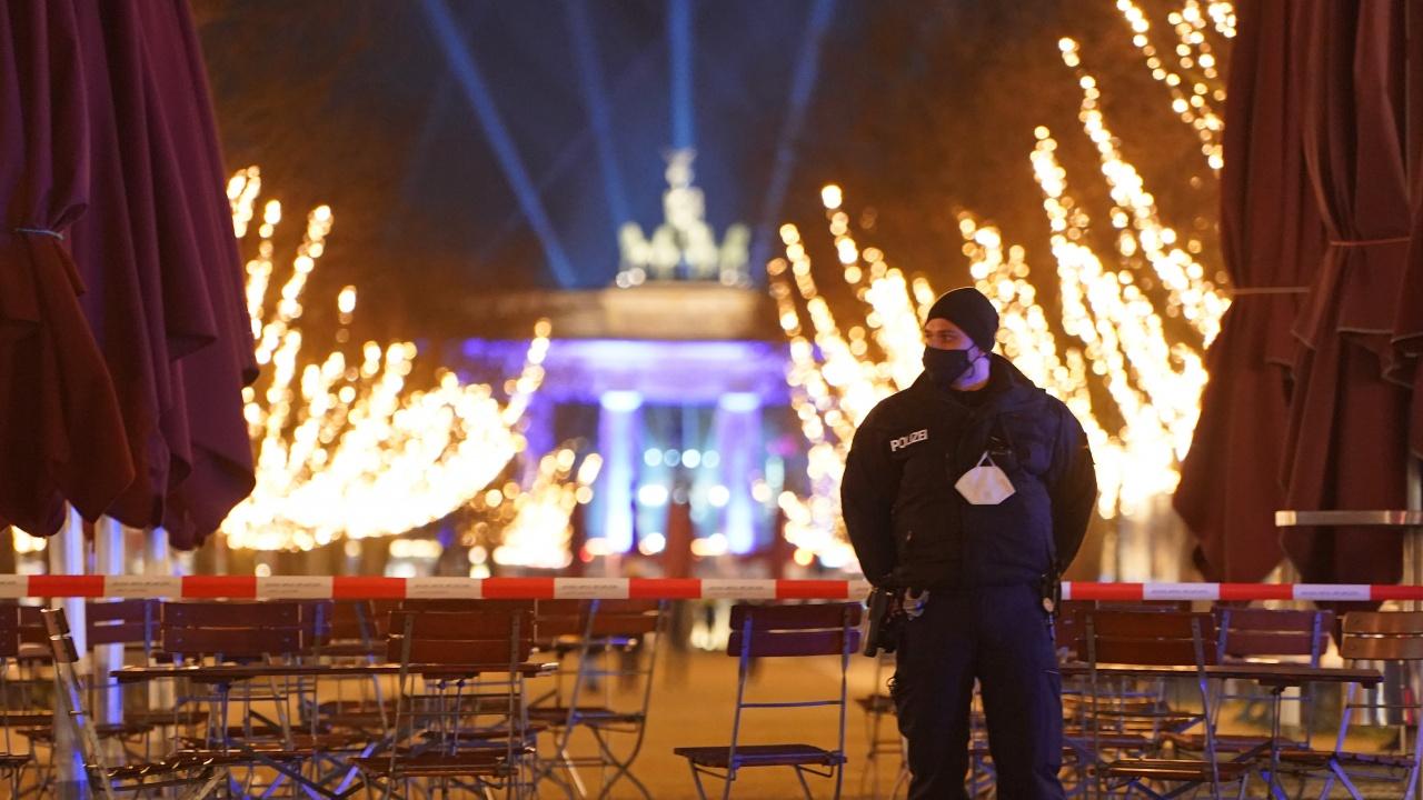 Германската полиция разби суинг парти в Хамбург
