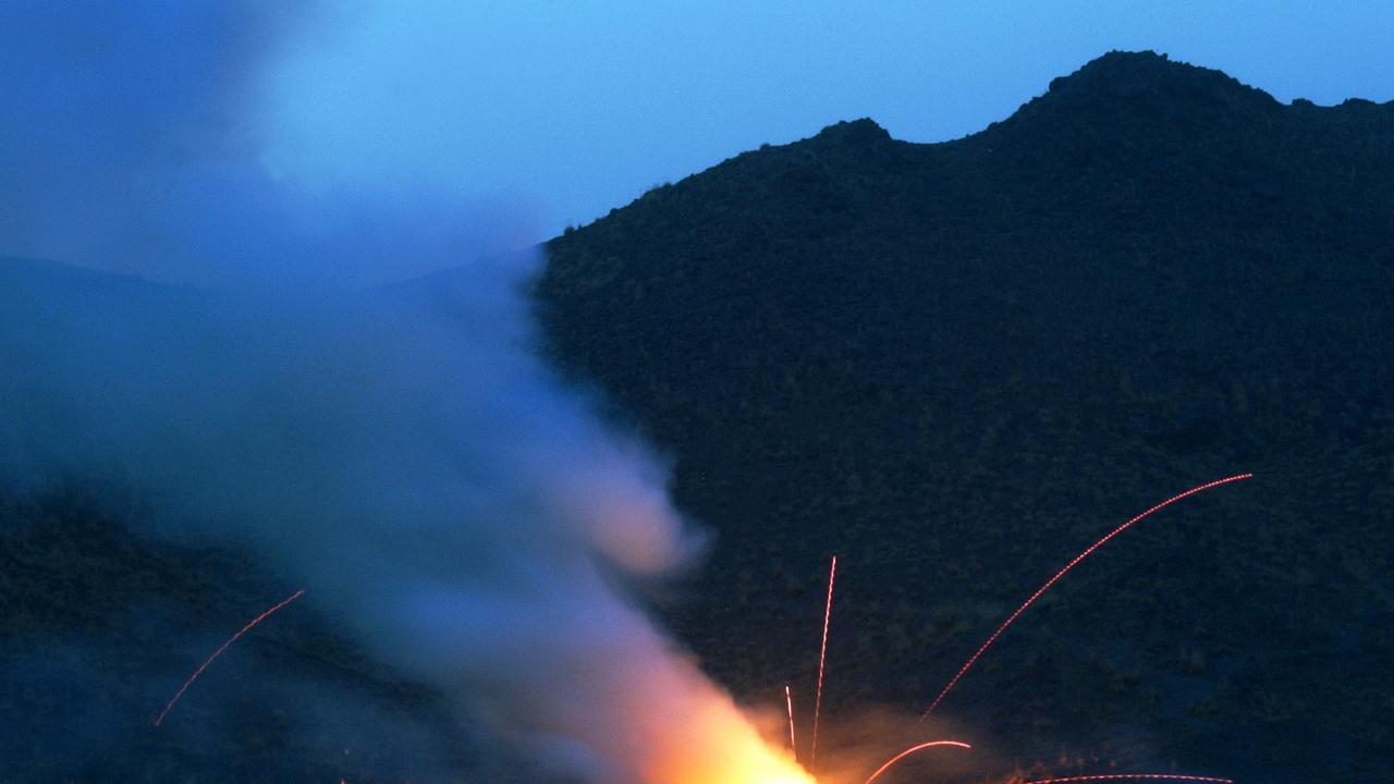 Три ракети засегнаха летището в Кандахар