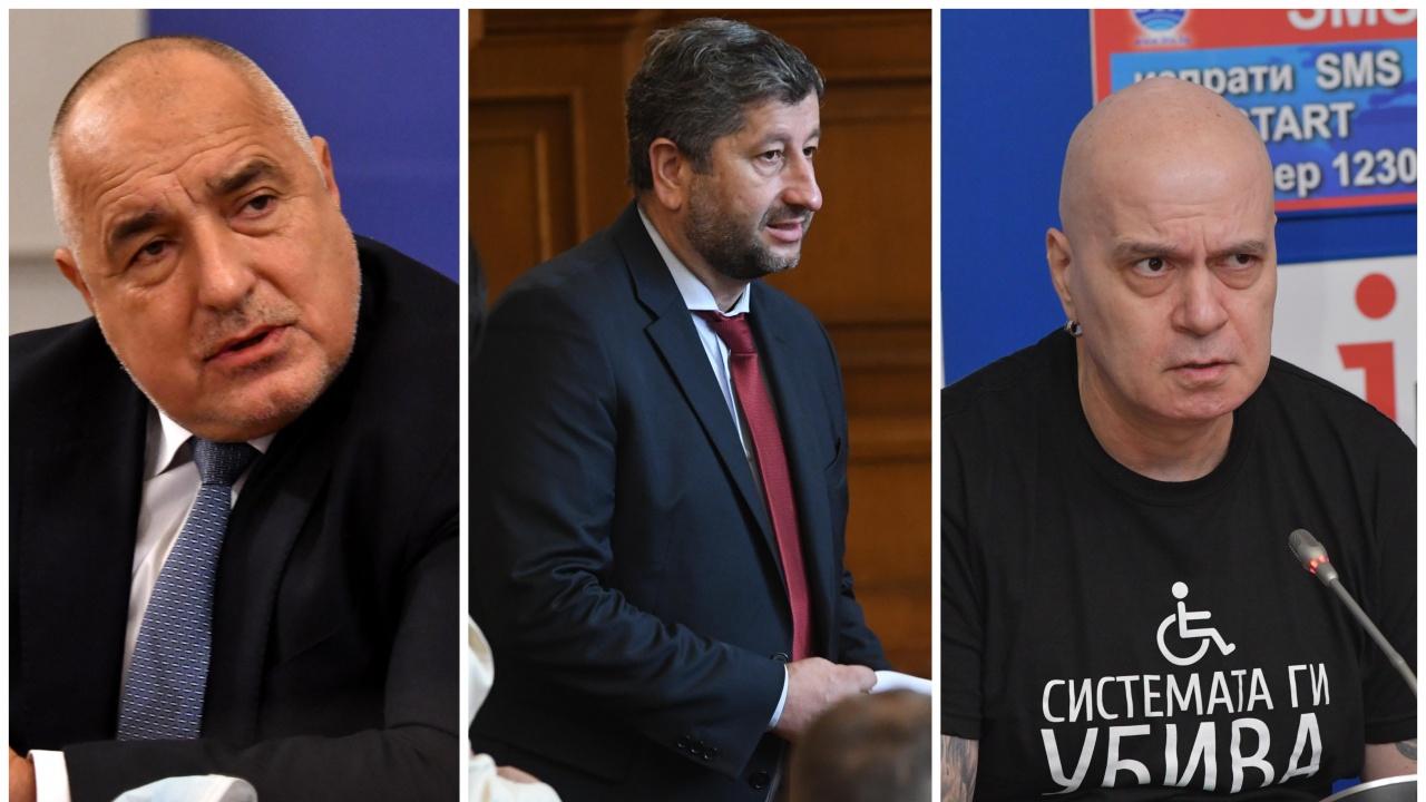 Христо Иванов сравни маниера на действие на Слави с този на Борисов
