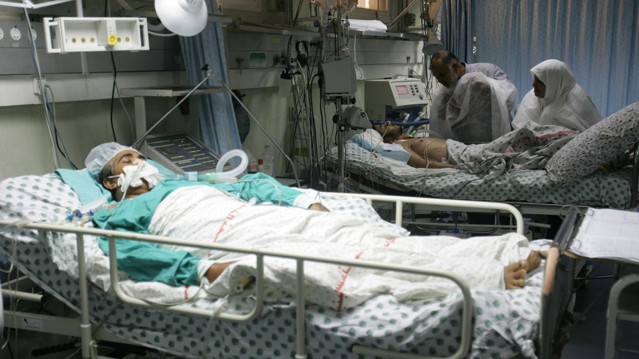 Броят на тежко болните пациенти с COVID-19 в израелските болници с ръст