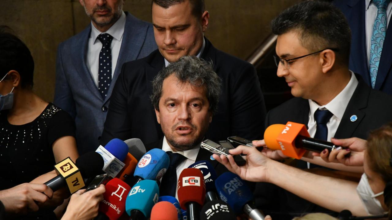 Тошко Йорданов: Каним на срещи БСП, ДБ и ИБГНИ, за да ги запознаем с министрите