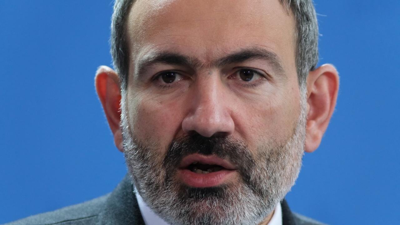 Арменският президент назначи Никол Пашинян за премиер на страната