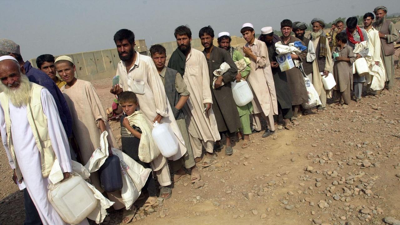 САЩ предвиждат да приемат допълнително хиляди афганистански бежанци