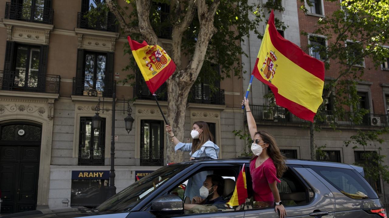 Мадрид и Барселона искат намаляване на институционалния конфликт