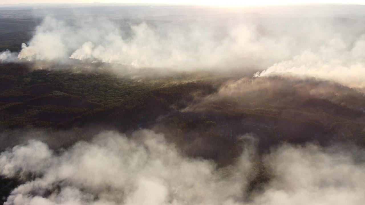 Увеличава се опасността от пожари в Силистренско