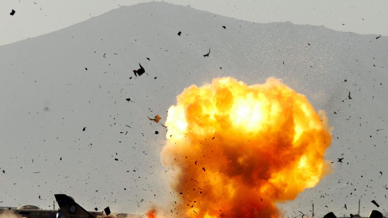 Силна експлозия избухна в Кабул