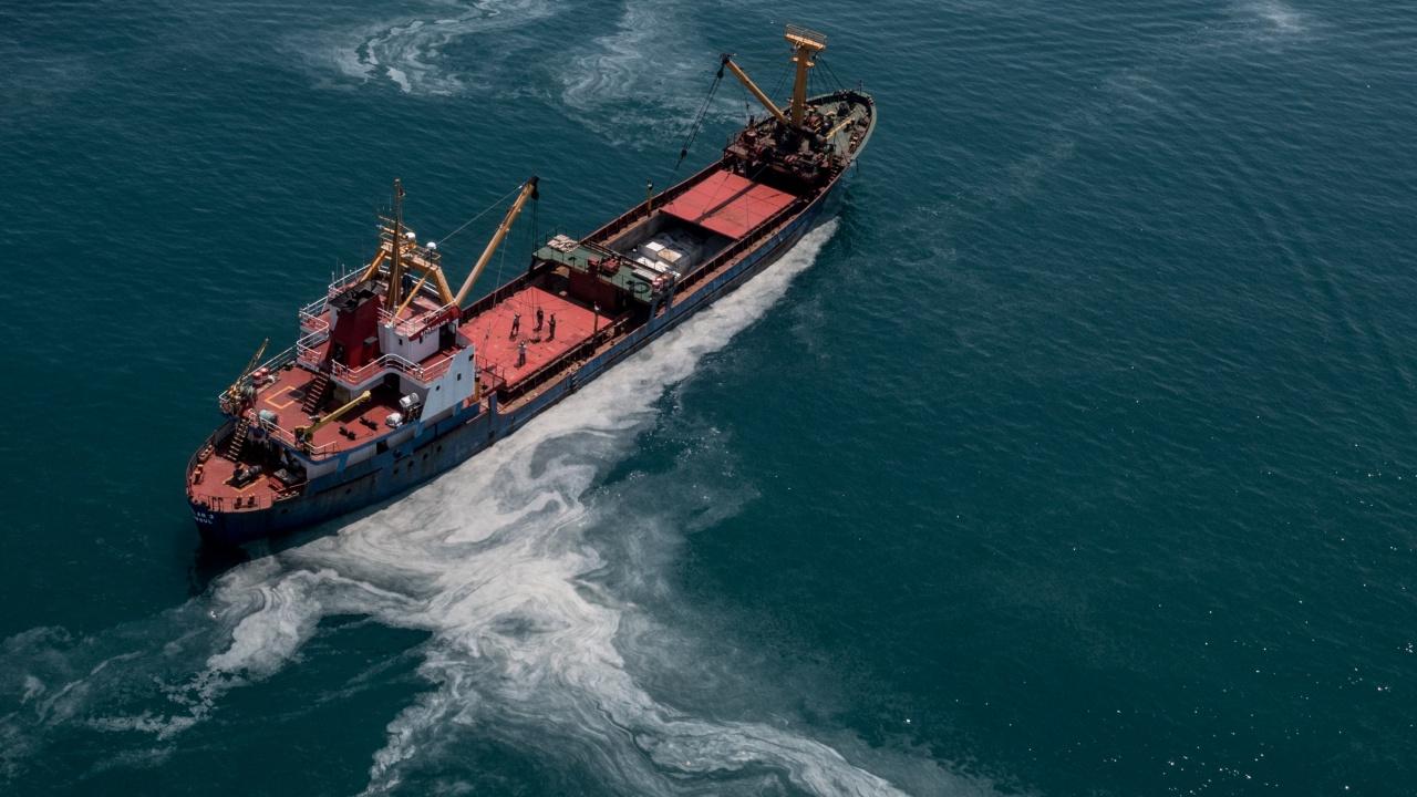 Край на драмата с похитения вчера край ОАЕ кораб