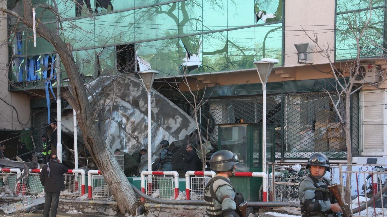Експлозия разтърси район до Националната дирекция по сигурността в Кабул