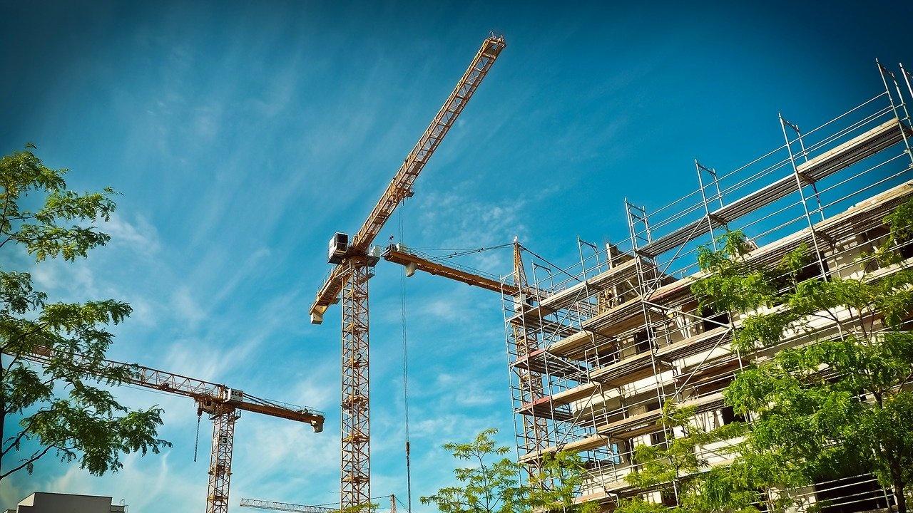 Скок в издадените разрешителни за строеж на жилищни сгради