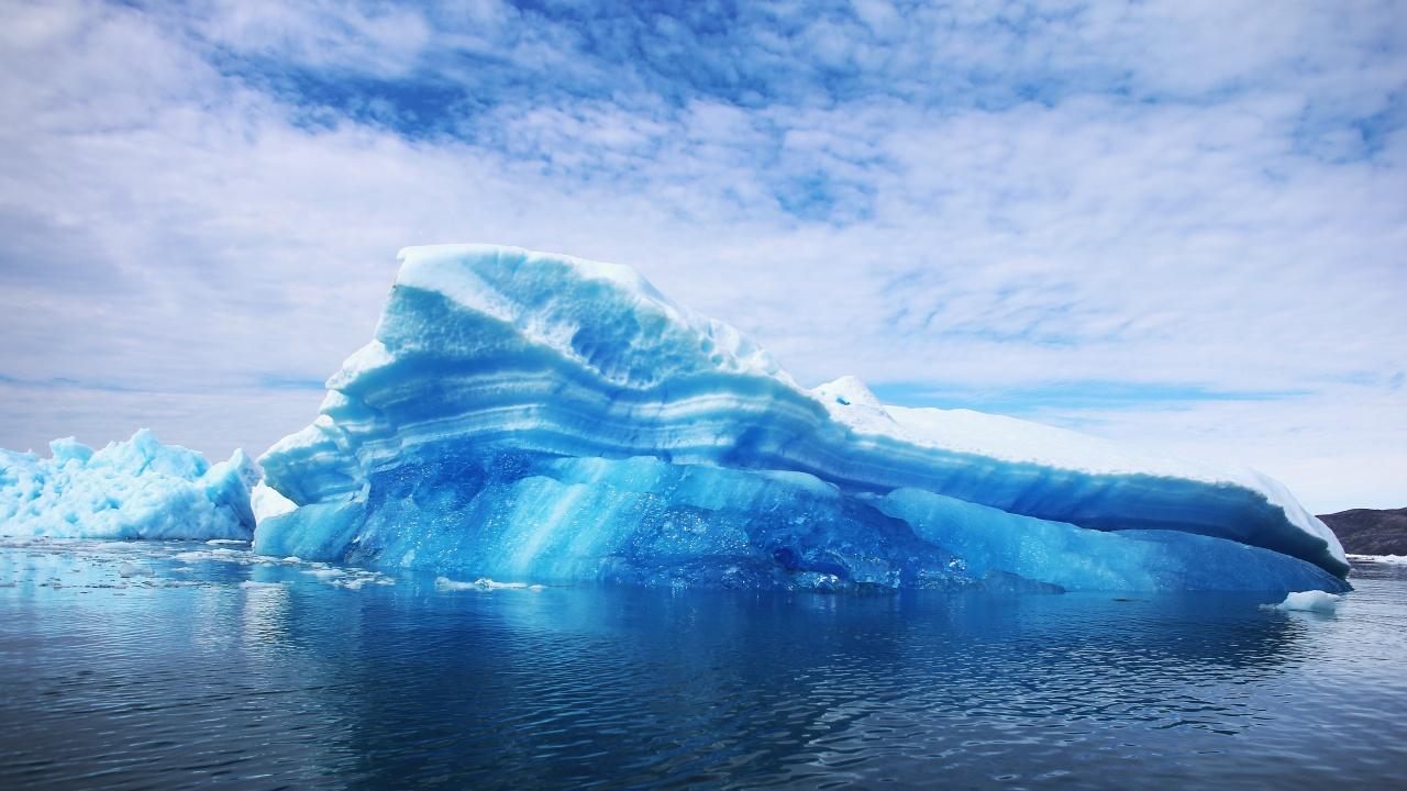 Сибирската част на Арктика губи по над 11 млрд. тона лед годишно