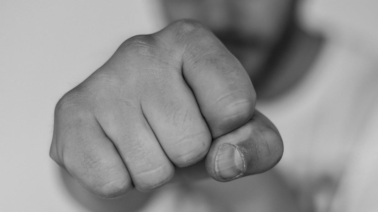 Бой в Пловдив, един мъж пострада