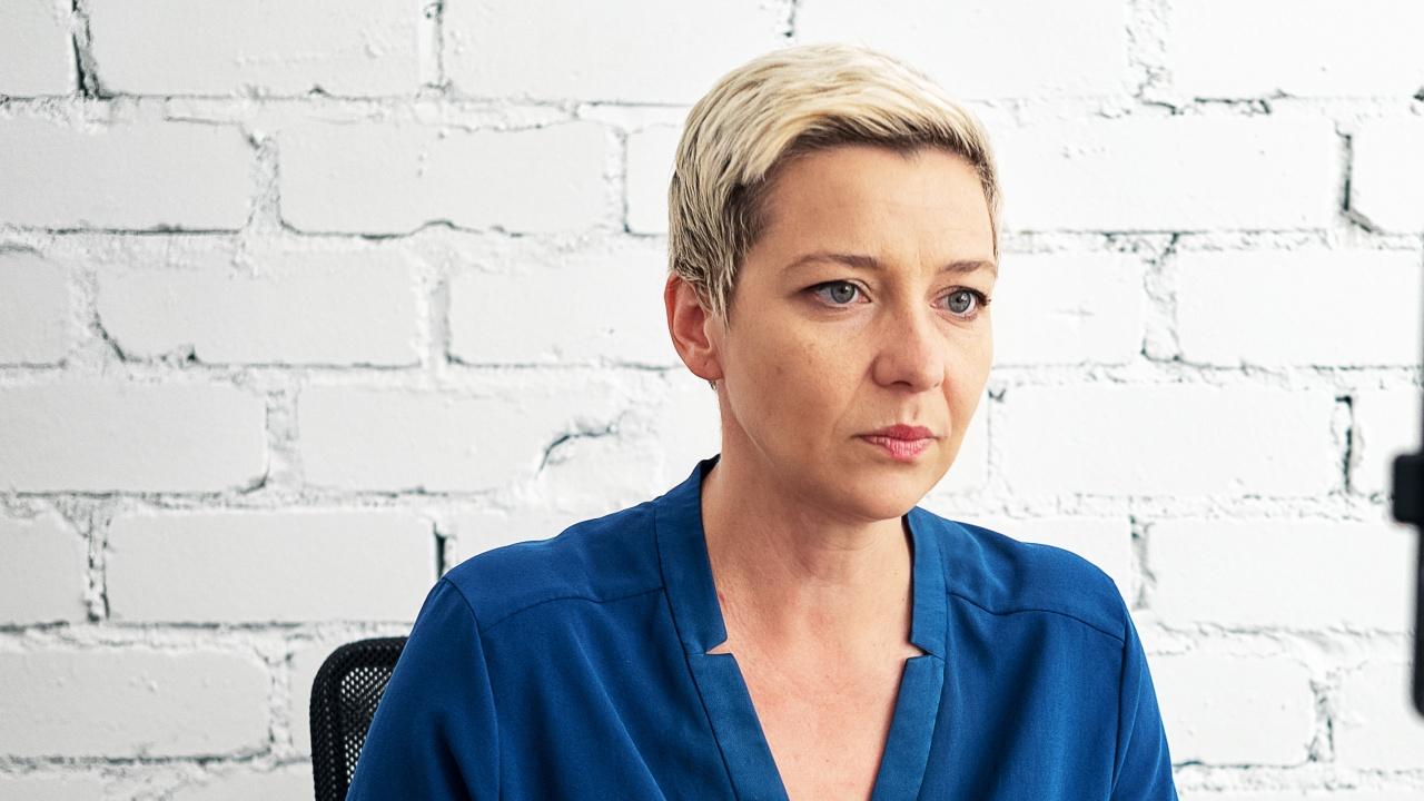 В Беларус започна съдебно дело срещу опозиционерката Мария Колесникова