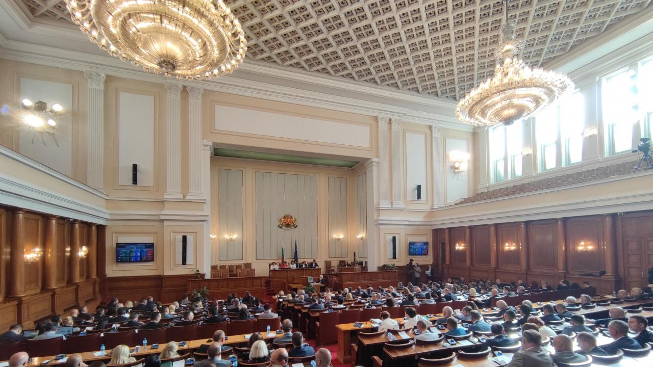 Спор за кворума в парламента