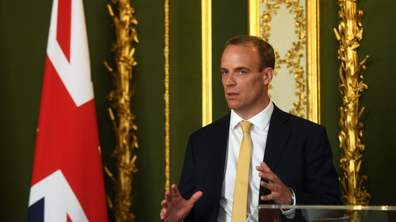 """Лондон призова СС на ООН """"да отговори на дестабилизиращите действия на Иран"""""""