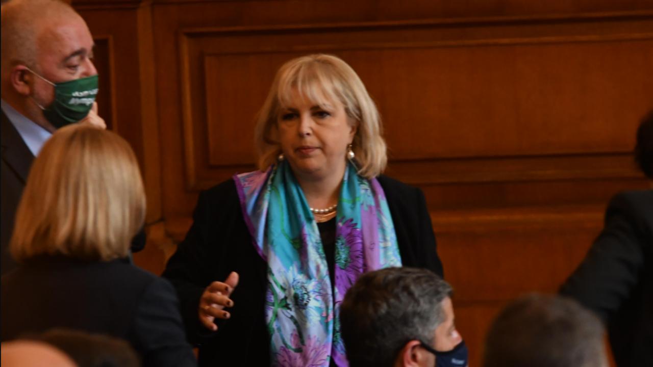 Мария Капон: Подкрепата ни не е за едно гласуване, а за споделена отговорност