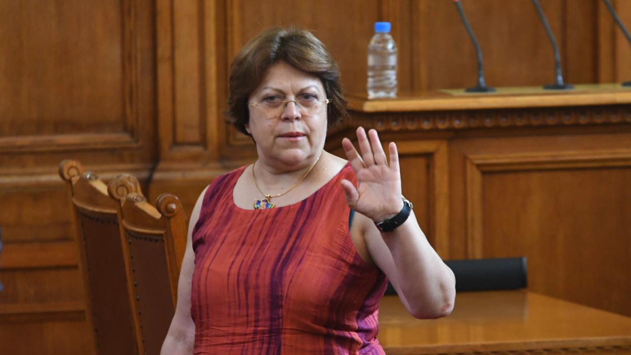 Дончева нападна Слави и разкри кога ИБГНИ ще обявят решението си за кабинета на ИТН