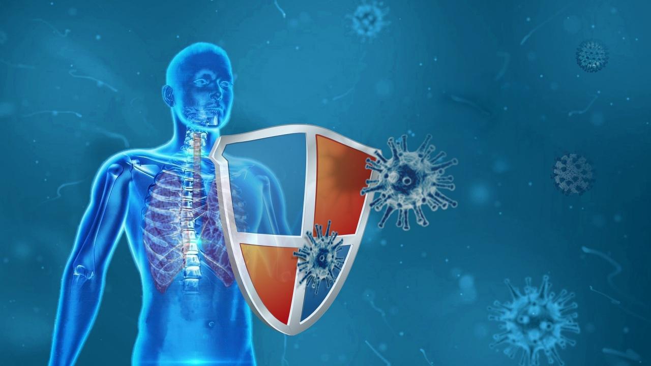 Белите дробове на ваксинираните, но с COVID, имат по-добра защита от тежка инфекция
