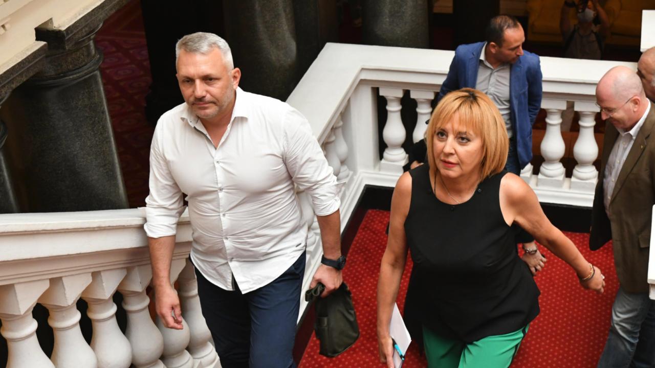 Манолова: Няма разделение в ПГ на ИБГНИ