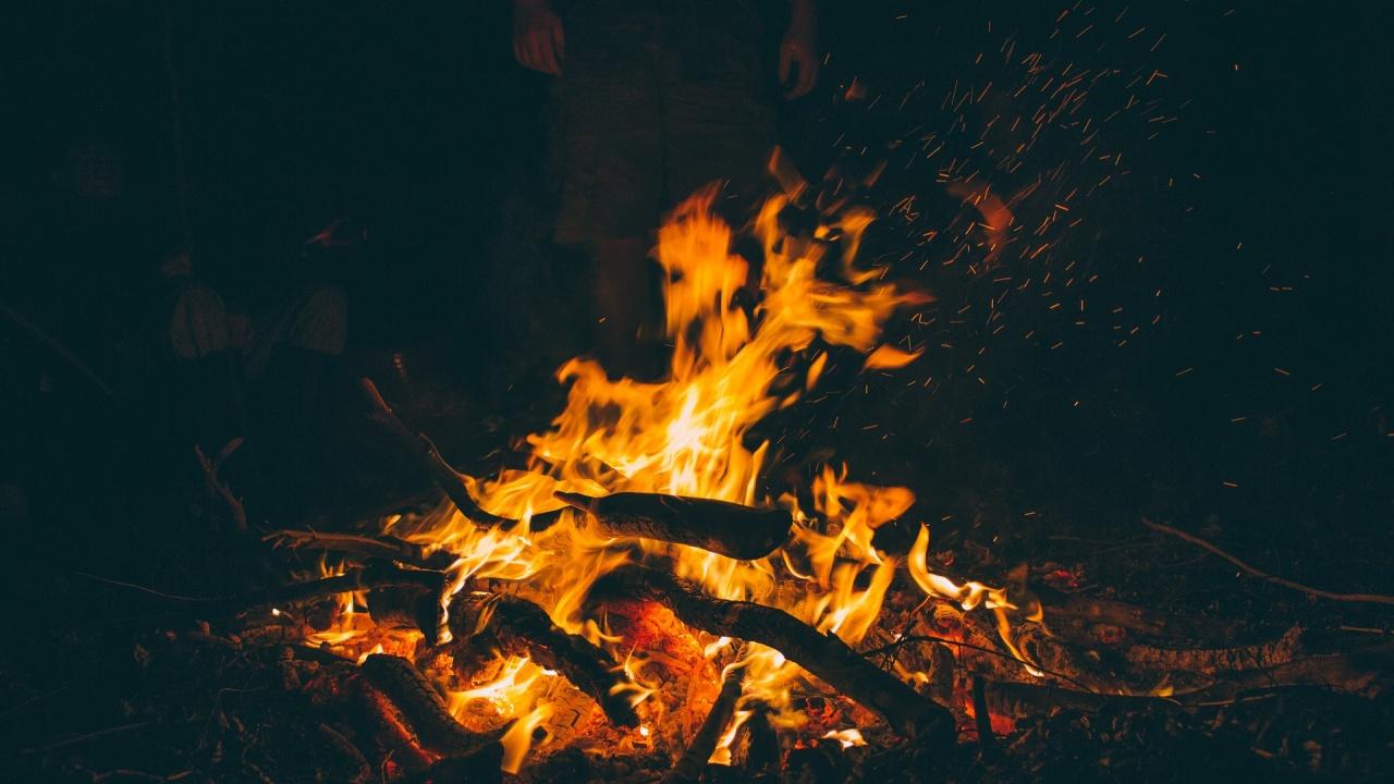 Забранено е паленето на огън на открито във Великотърновско