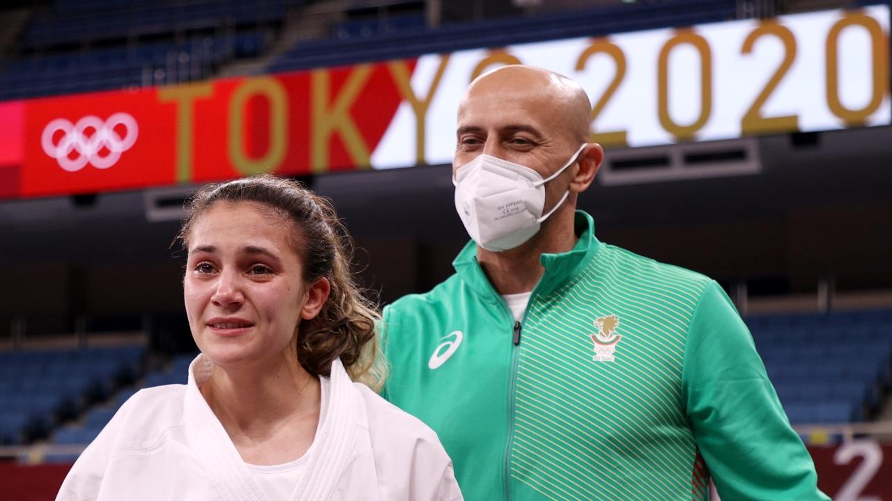 Ивет Горанова влезе в историята с олимпийска титла в Токио 2020