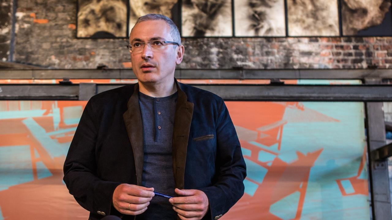Русия спря медии, създадени от Михаил Ходорковски