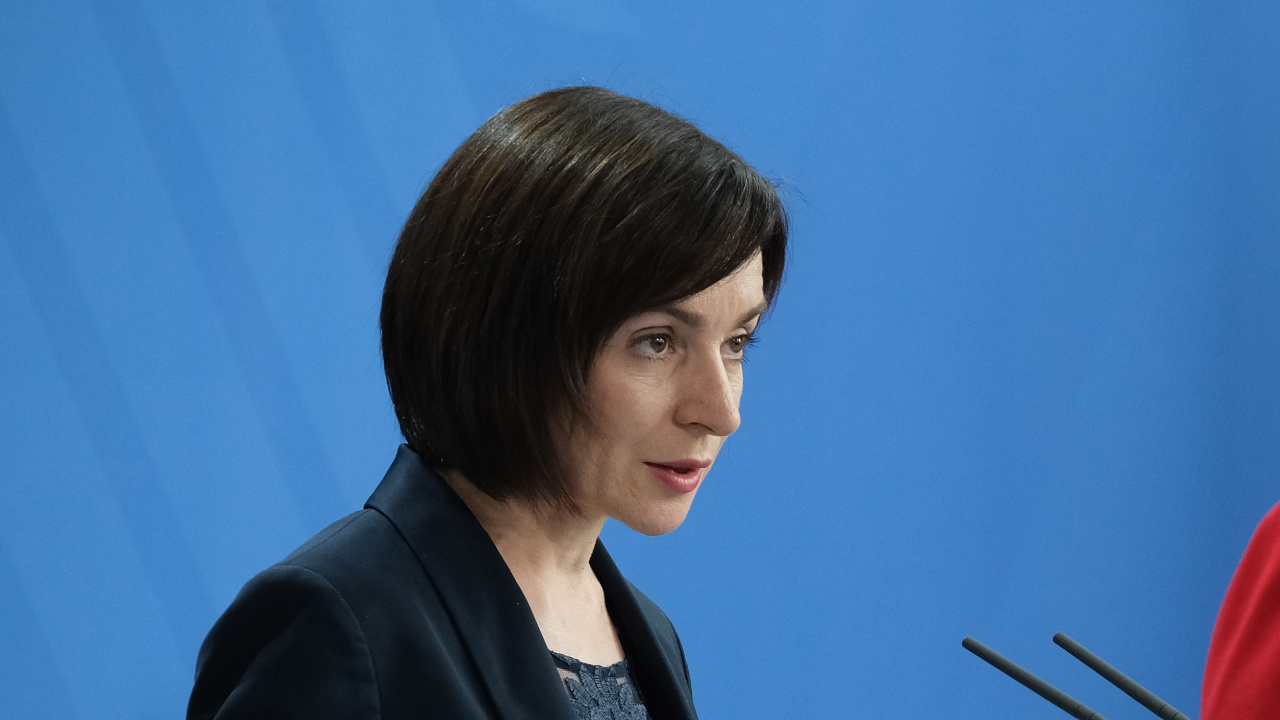 Парламентът на Молдова утвърди Наталия Гаврилица за нов премиер на страната