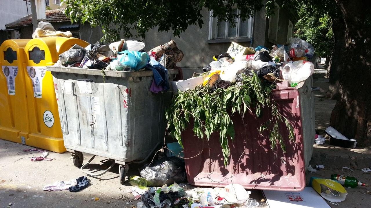 Община Варна глоби със 170 000 лева сметопочистващата фирма на града