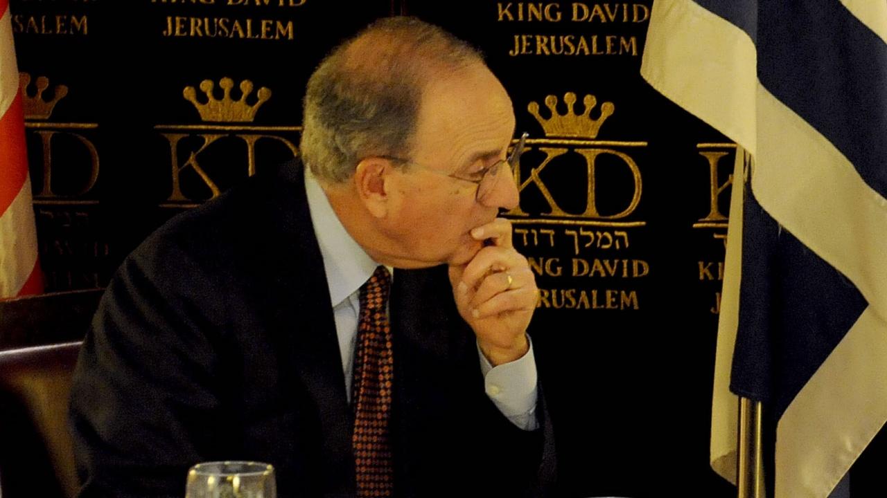 Израел избра брат на президента за посланик в САЩ, изтъквайки опита му във връзка с Иран