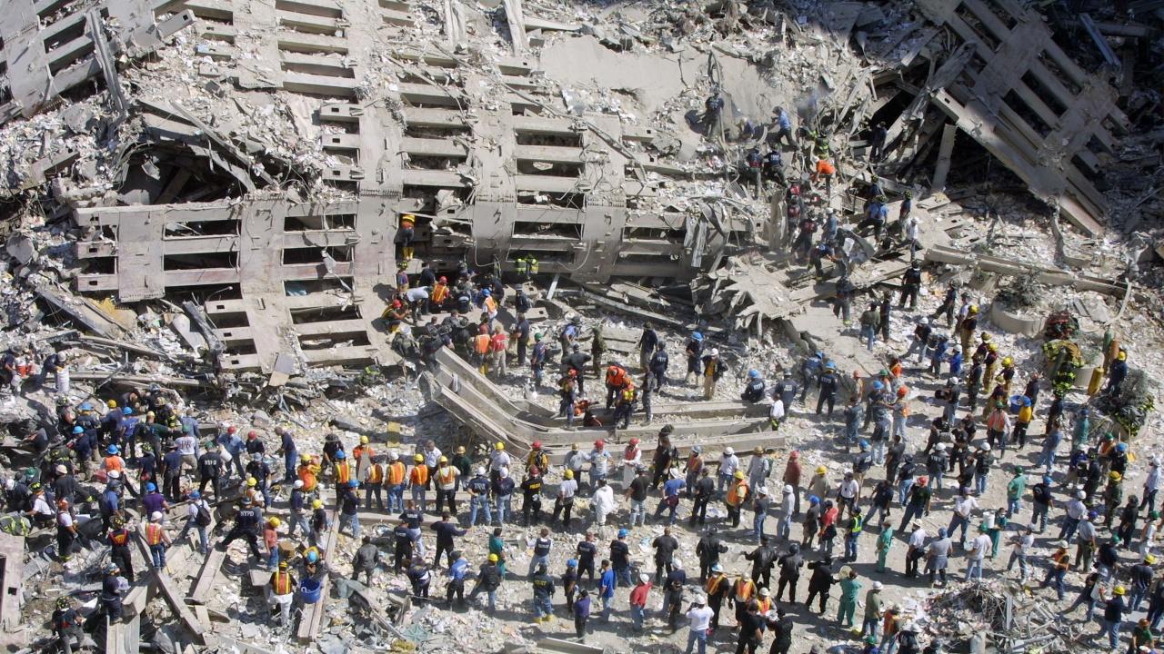 Семейства на жертви на атентатите от 11 септември с условие пред Байдън