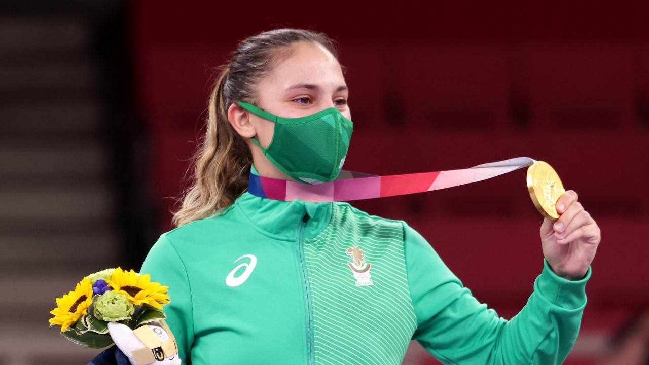 Ивет Горанова иска да докаже и на световното първенство, че е най-добрата