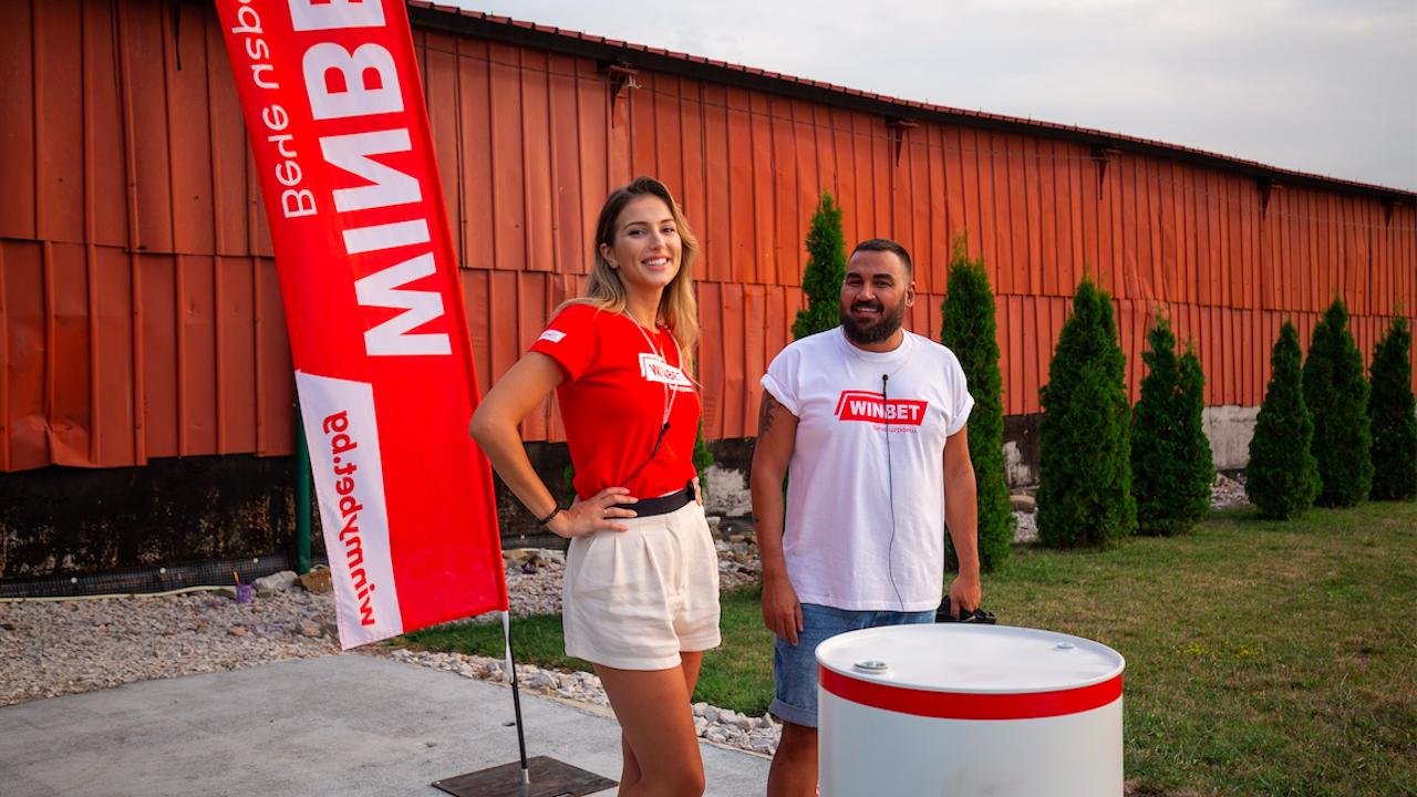 Алекс Петканова и Джулиана Гани триумфираха в  първите двубои от #WINmyBET