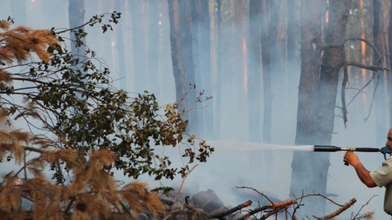 Има ли замърсяване на въздуха след пожара в Кремиковци