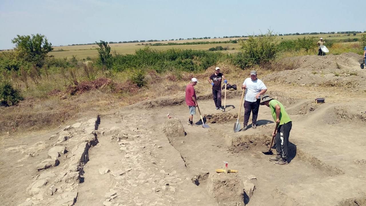 Археолози се натъкнаха на изключително важна находка в Плиска