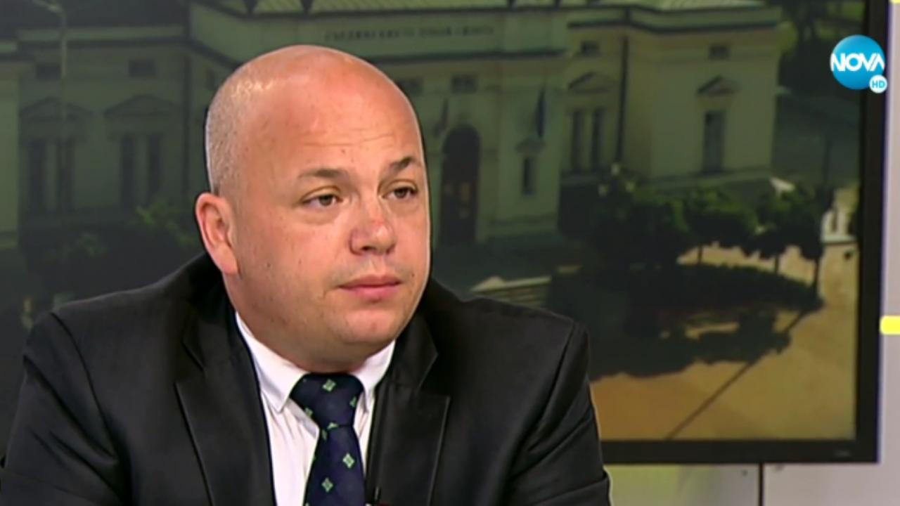 Александър Симов с призив към партиите: Проявете отговорност!