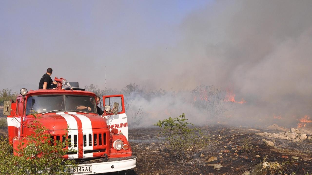 Пожарът в Рила вече е локализан