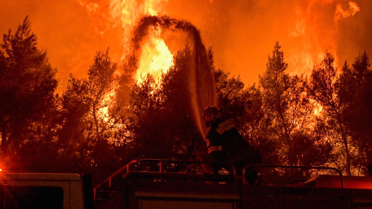Замърсеният от пожарите в Русия въздух застрашава здравето на хората