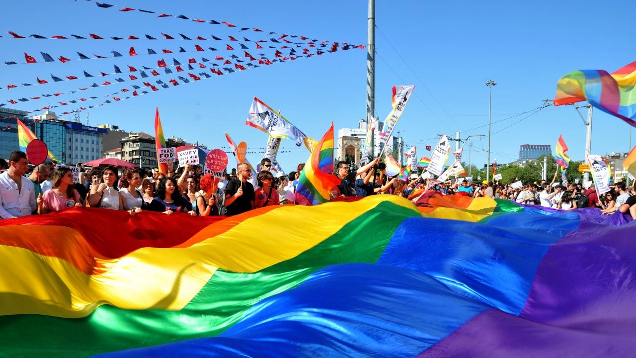 Гей прайд в Сараево