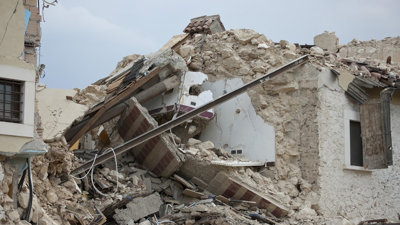 Ново земетресение с магнитуд 5,9 е регистрирано в района на Хаити